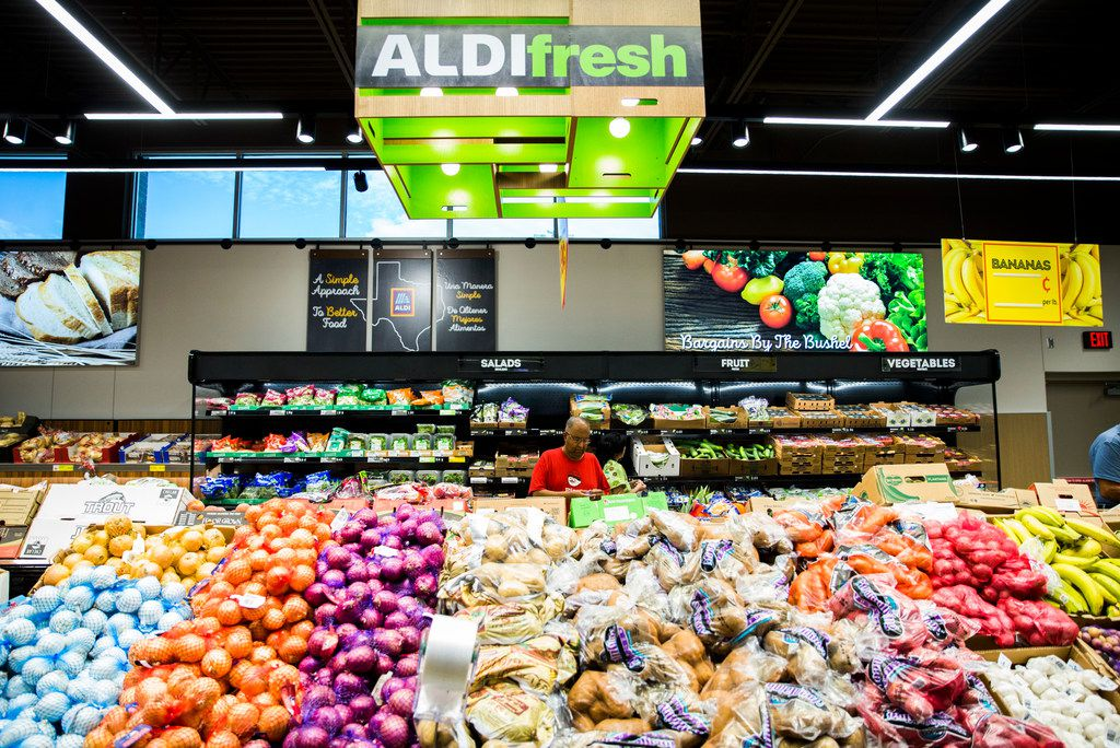 Walmart and Kroger top Dallas-Fort Worth grocery market