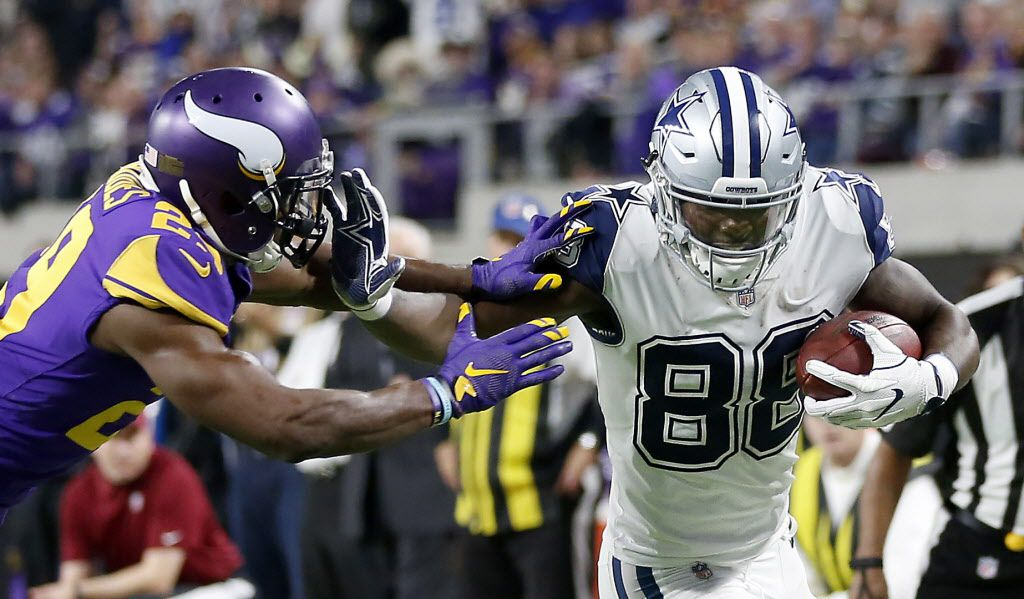 Dez Bryant On The Move He Used On His Deep Ball Vs