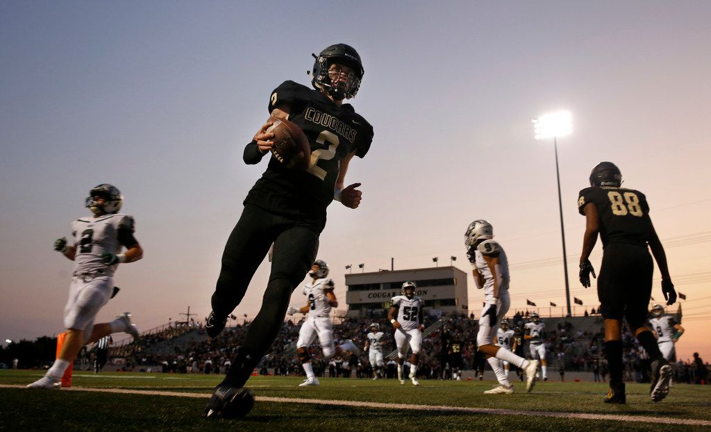 Statement made: The Colony finds its redemption with 48-19