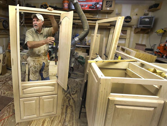 Dallas Life Garland Woodworker Wants To Be Known For His Designs