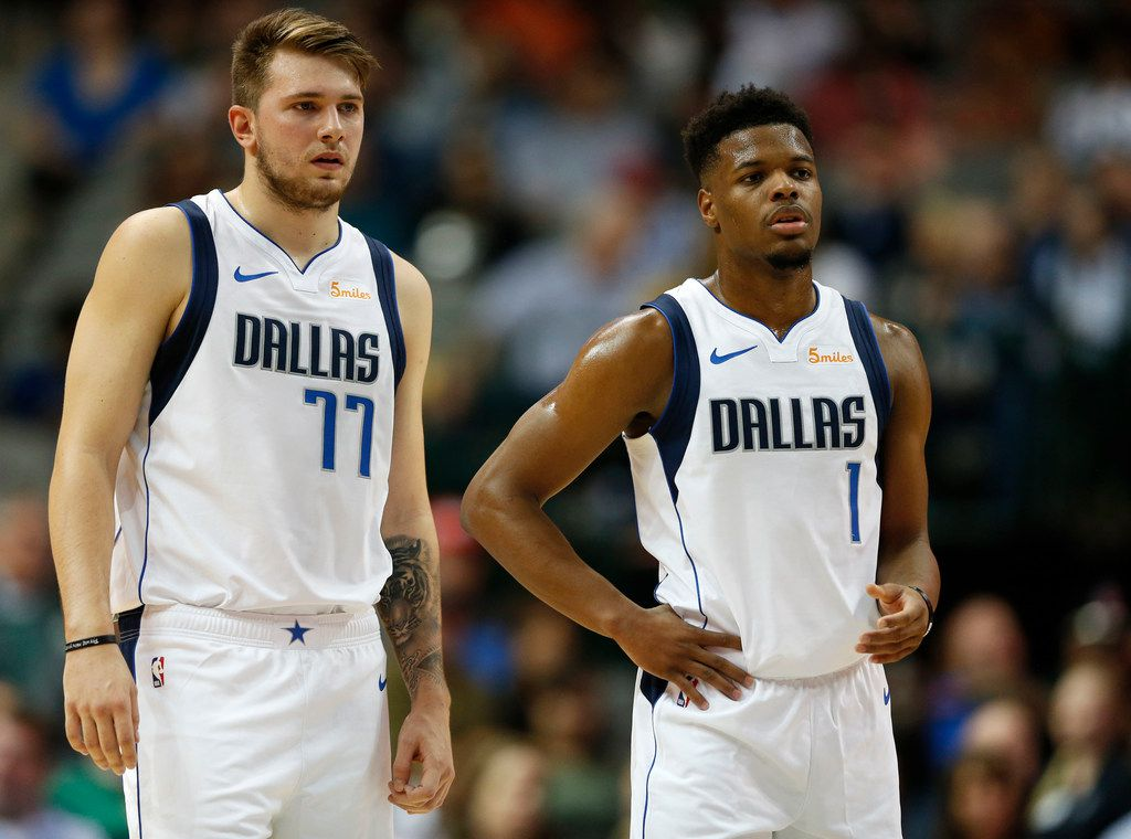 new concept 51a8a 9d02b NBA experts: Trading Dennis Smith Jr. has its risks, but ...