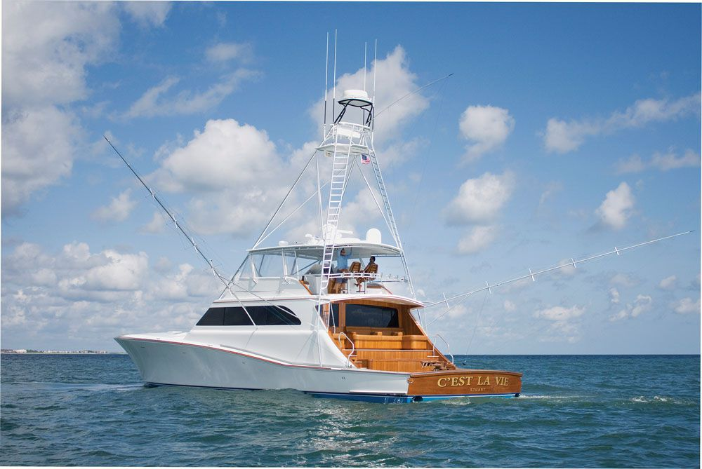 Best Sport Fishing Boats Yacht Manufacturers Marlin Magazine
