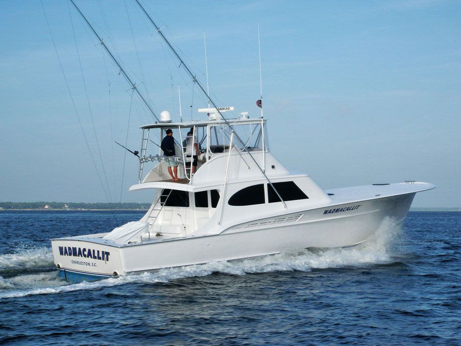 Best Sport Fishing Boats Yacht Manufacturers Marlin Magazine