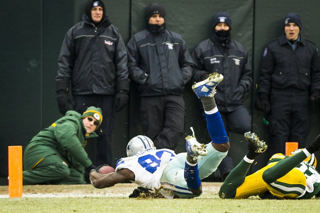 The Dez Bryant Play That D Be A Catch Here S What The