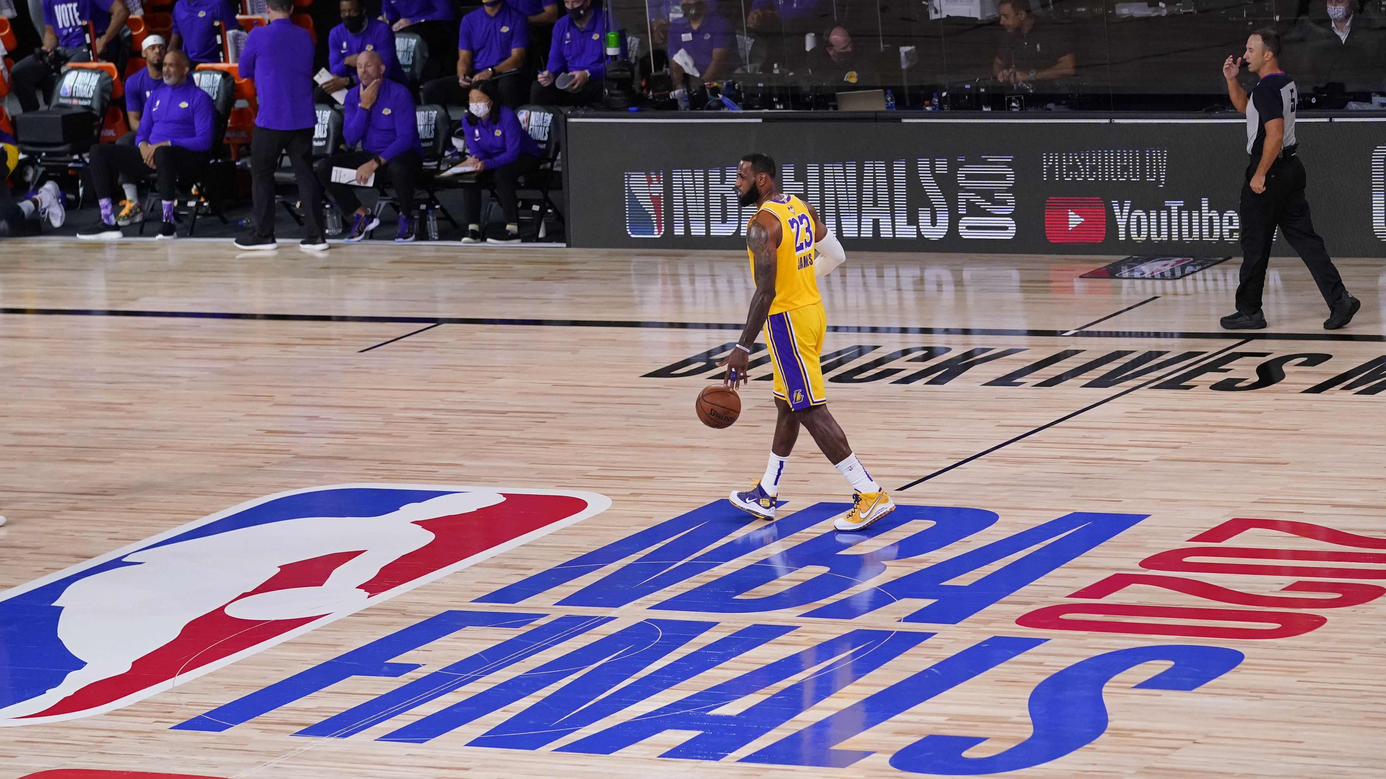 Miami Heat Vs Los Angeles Lakers Game 2 Free Live Stream 10 2 20 Watch Lebron James Vs Jimmy Butler In Nba Finals Online Time Tv Channel Nj Com
