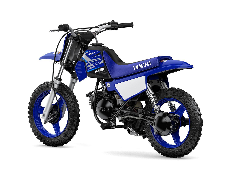 2020 Yamaha Pw50 Cycle World