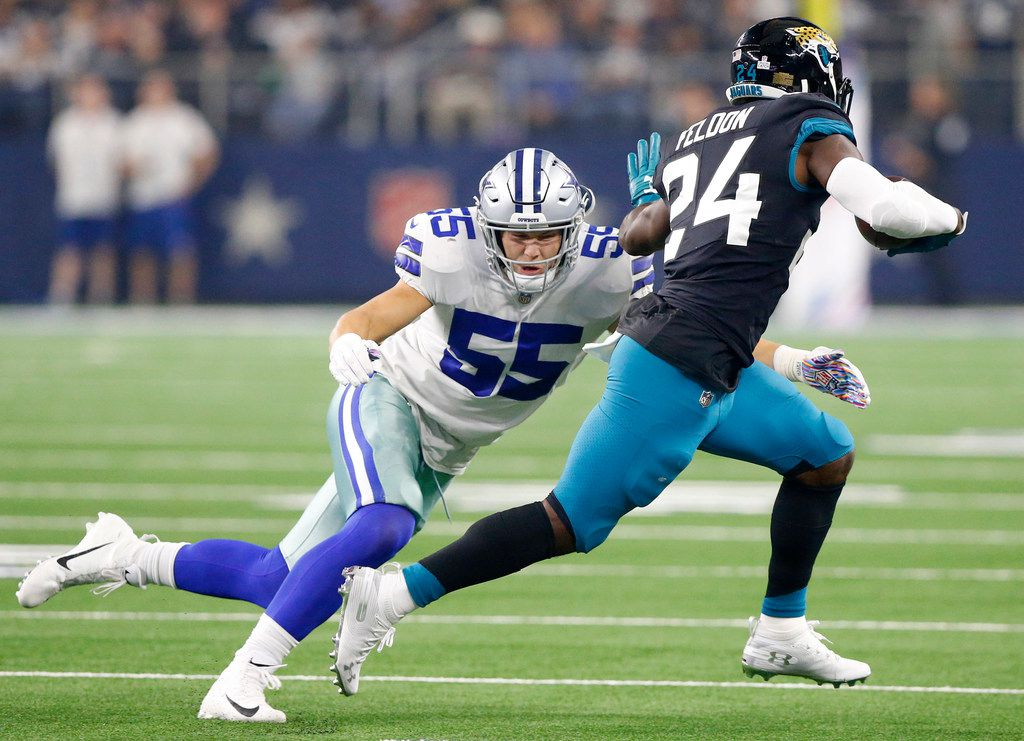 low cost b7e43 9d45f On the hunt: Breaking down Defensive ROY chances for Cowboys ...
