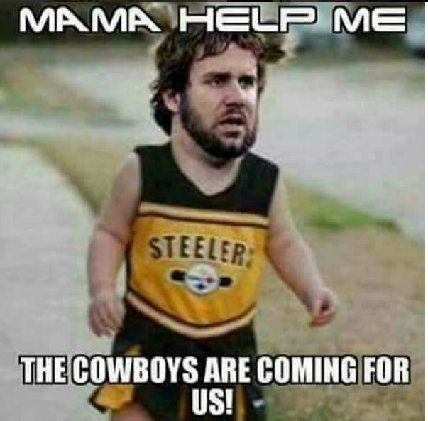 The 20 Funniest Memes From Cowboys Win Over Steelers