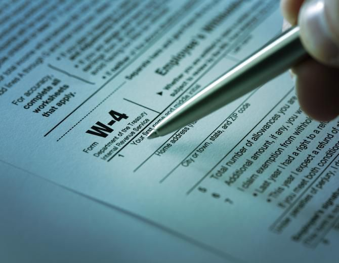 How to fill out your W-4 form properly