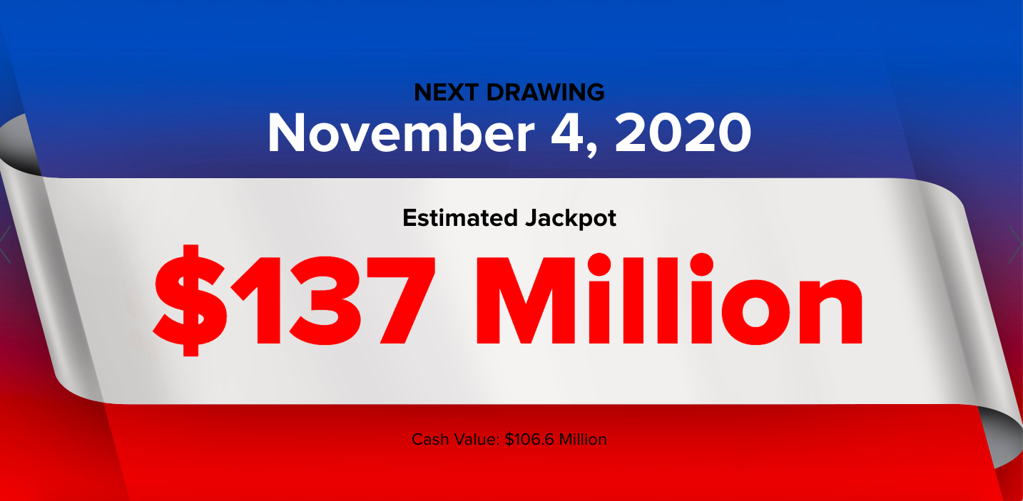 Powerball Winning Numbers For Wednesday Nov 4 2020 Jackpot 137 Million Cleveland Com