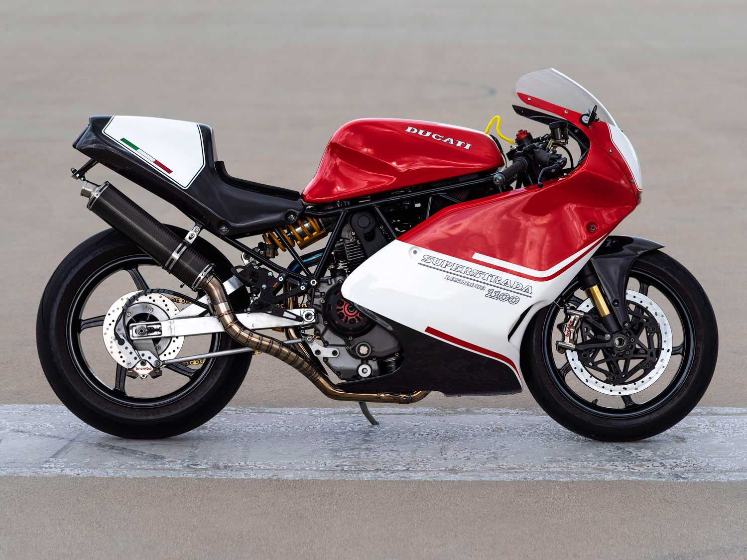 This Custom Ducati Motorcycle Is A Motogp Inspired Dream Motorcyclist