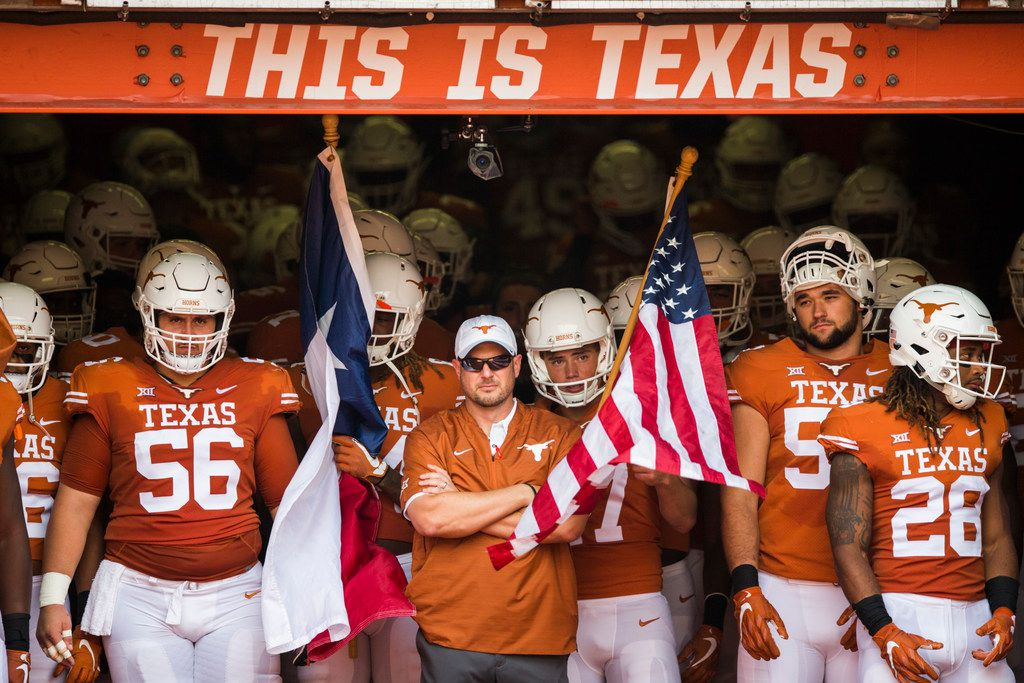 the latest 3ef59 c83c4 5 bold predictions for Texas in 2019: Longhorns will surpass ...