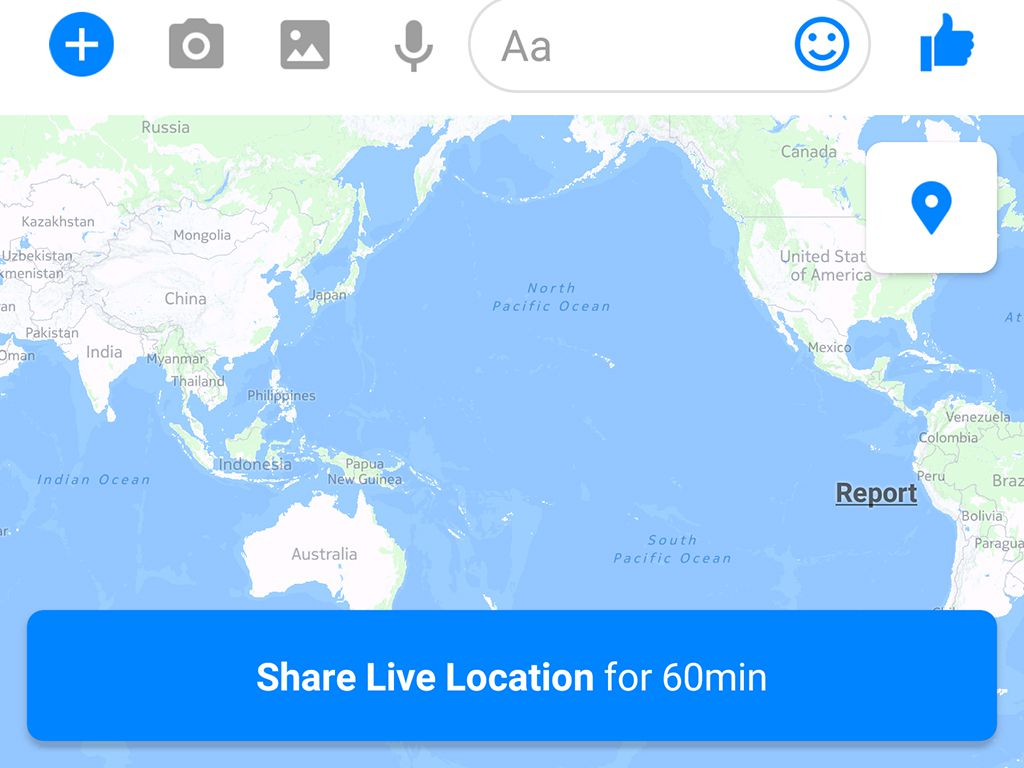 How to share your location (without broadcasting it to the