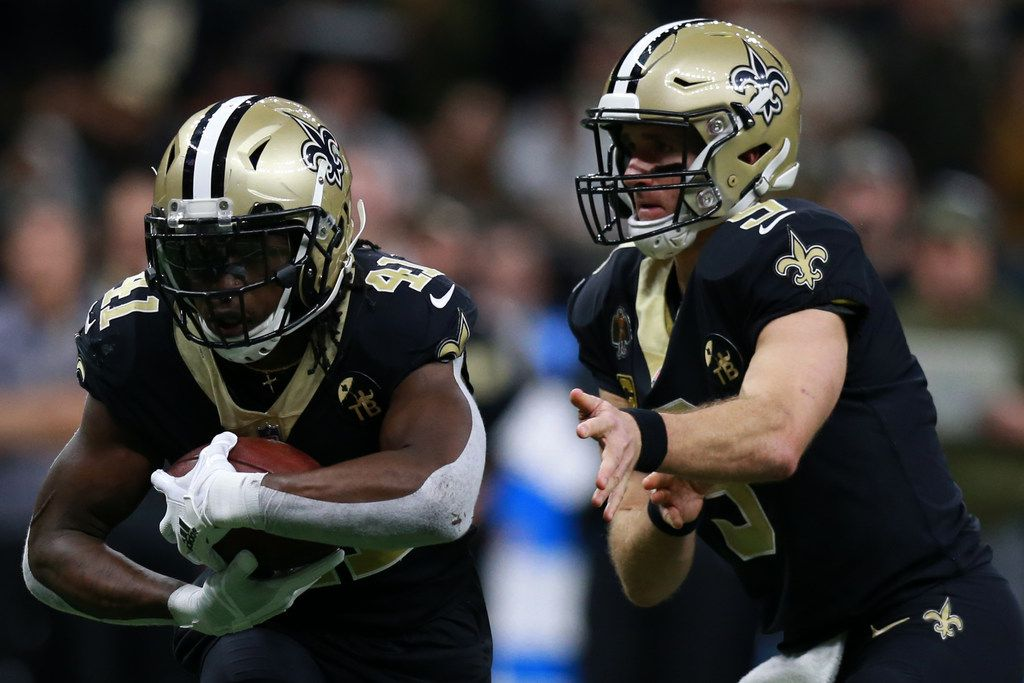 half off b08f6 c32c6 Is containing Saints RB Alvin Kamara the top priority for ...
