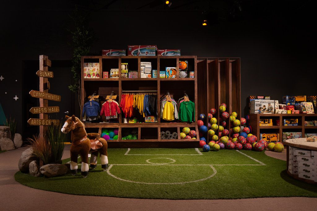 Retail Therapy: NYC's Camp family experience store comes to