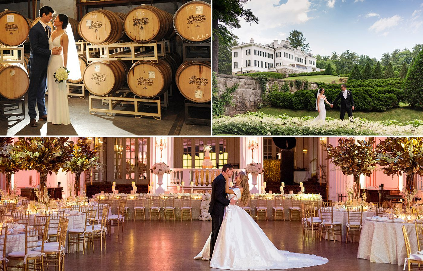 Eight Historic Massachusetts Wedding Venues For Your Big Day The