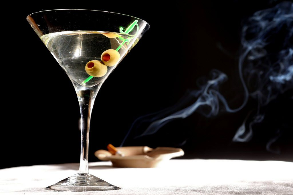 Fdr Invented The Dirty Martini Other Fun Facts Recipes To Toast