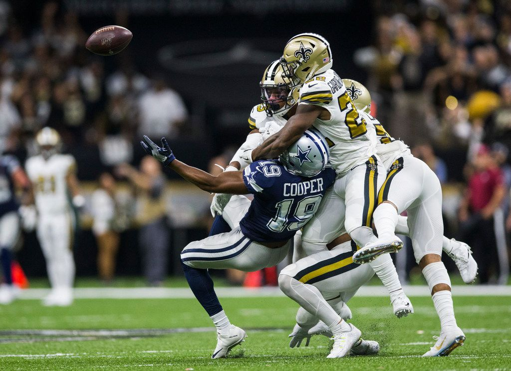 While Amari Cooper Is Not 100 The Cowboys Wr Knows That He Can