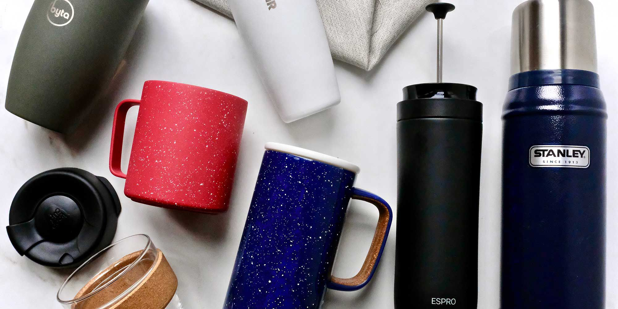 Our Guide To The Most Stylish And Functional Travel Mugs Saveur