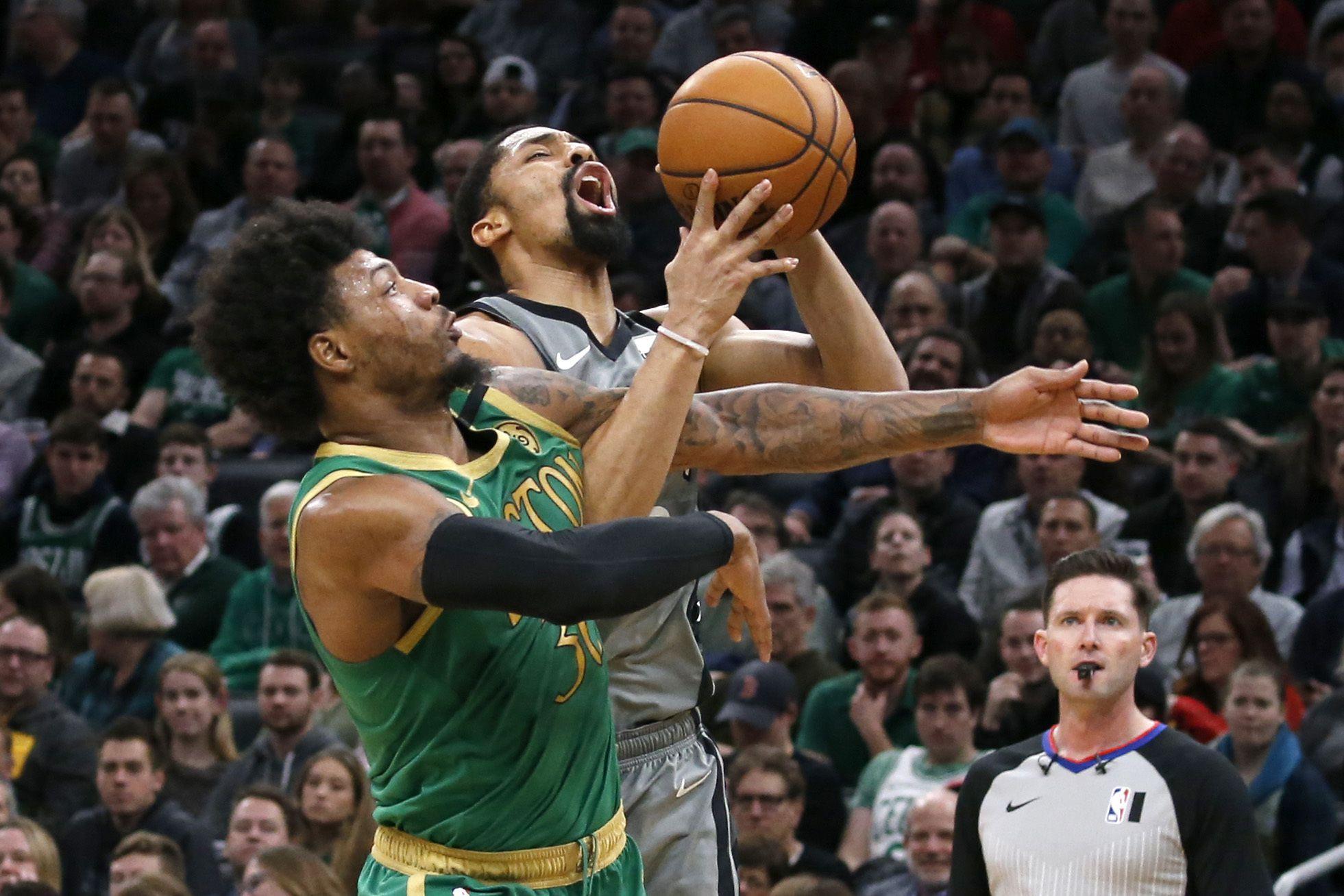 Boston Celtics Blow Fourth Quarter Lead Fall To Caris Levert Brooklyn Nets In Overtime 129 120 Masslive Com
