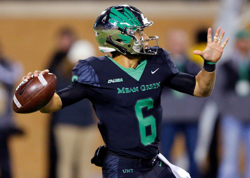lowest price 66ec9 8d3a5 North Texas Mean Green season preview: 3 breakout candidates ...