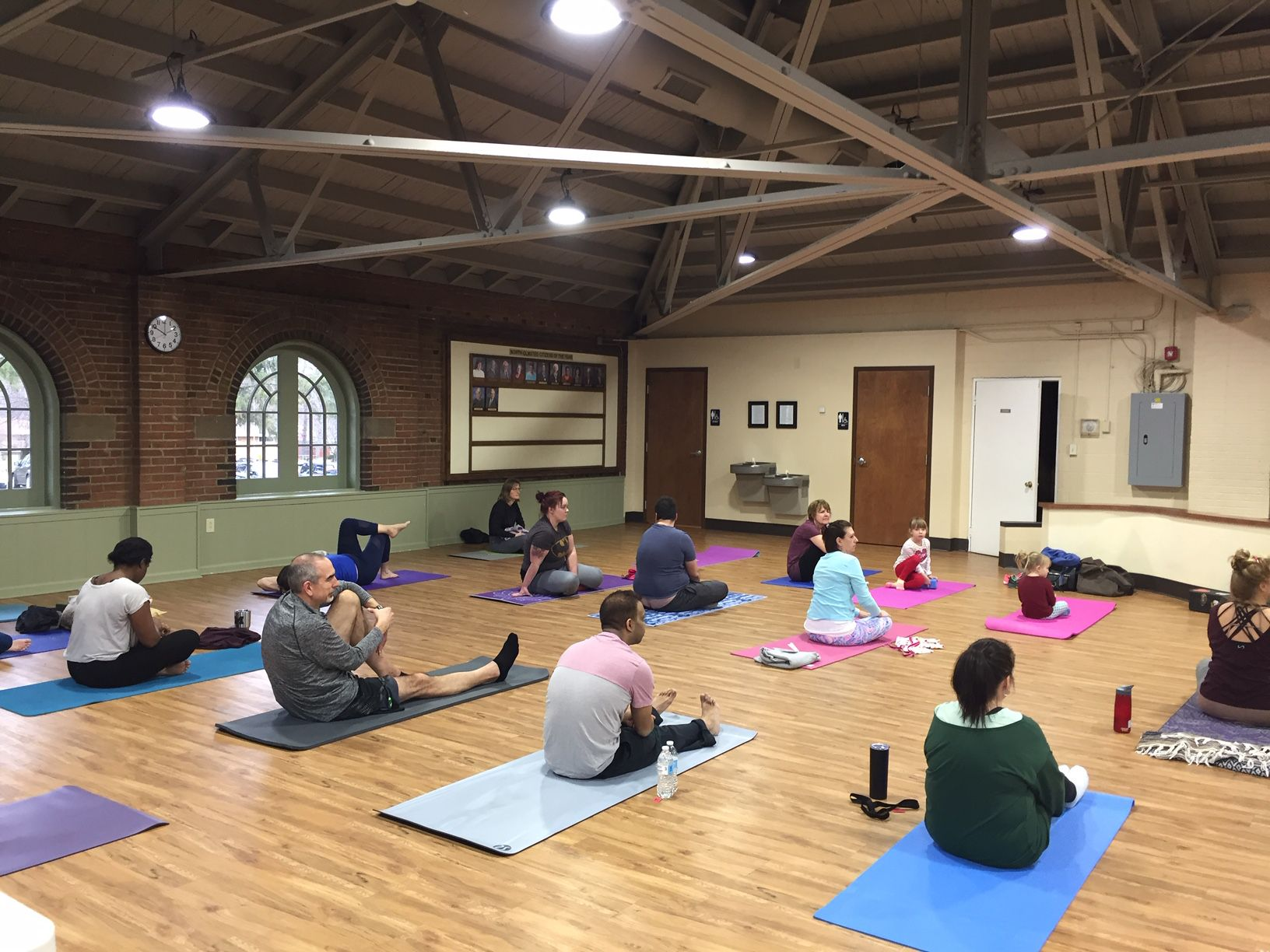 North Olmsted Schedules Free Monthly Yoga Events At The Community Cabin Cleveland Com
