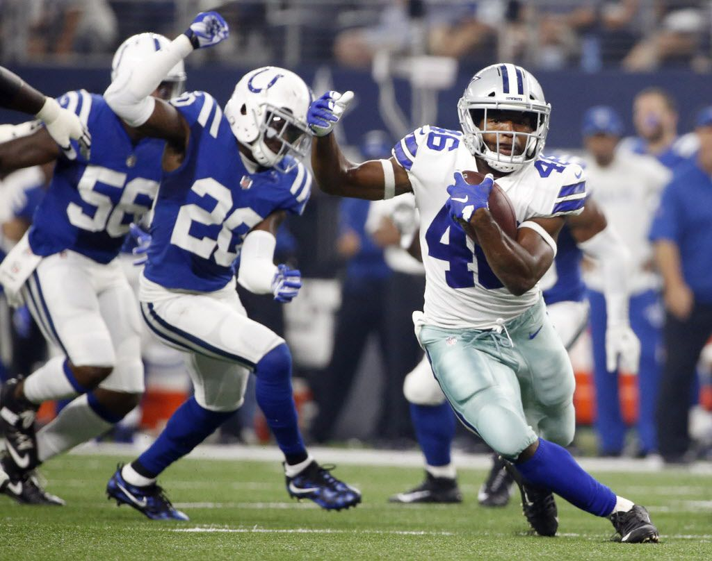 online store 85cde 8e928 10 things you might not know about Cowboys RB Alfred Morris ...