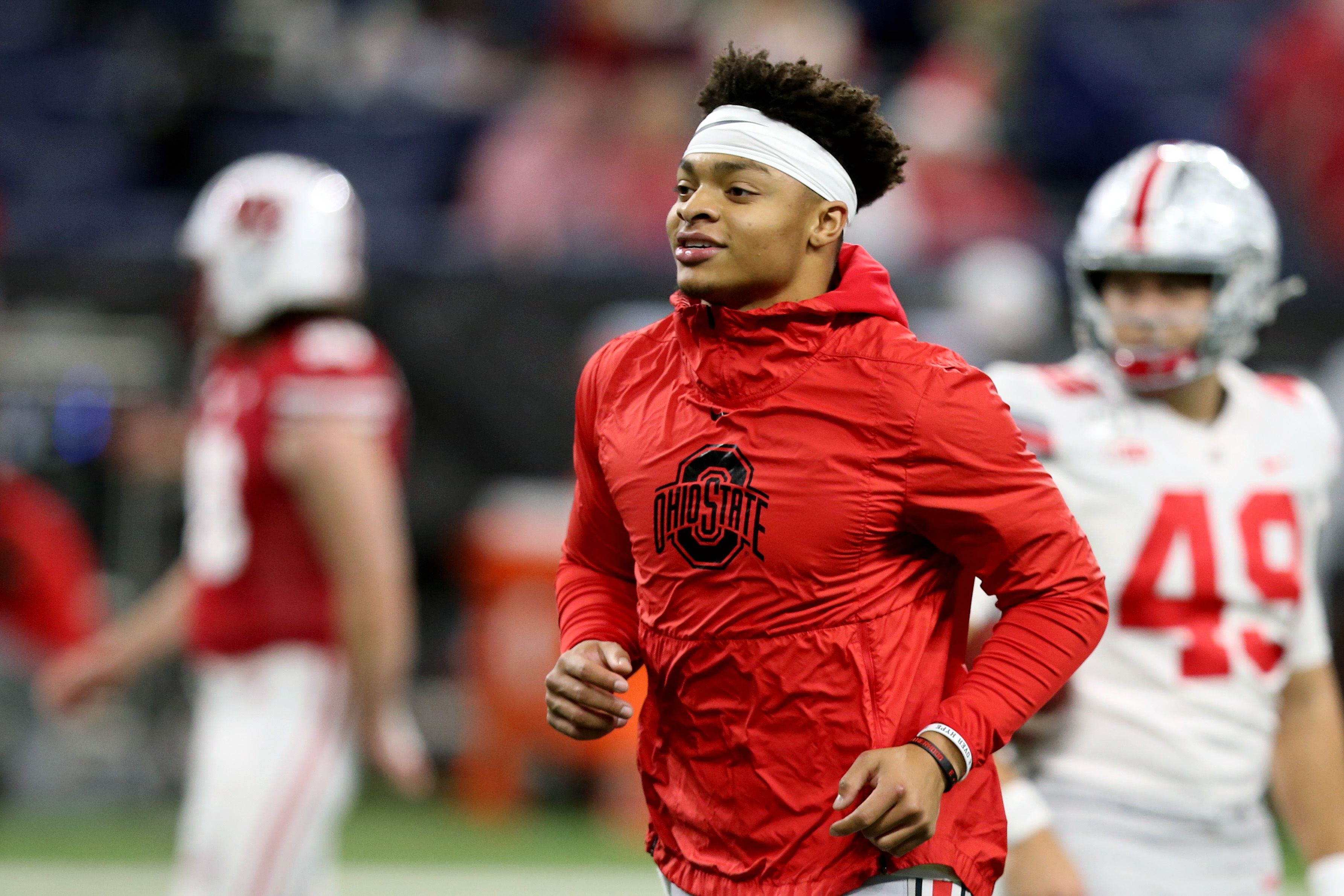Ohio State Football s No drama Justin Fields Was The Buckeyes Second Football Miracle In Years Cleveland com