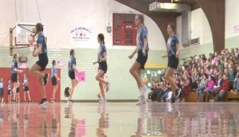 Arc Halloween Dance 2020 Parkersburg Wv Jump Rope for Heart Fundraiser at Jefferson Elementary
