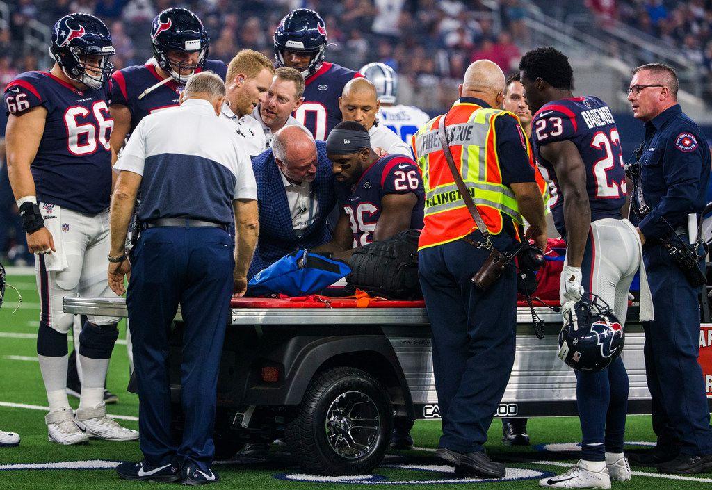 Cowboys Texans Sideline Exclusive A Closer Look At Lamar