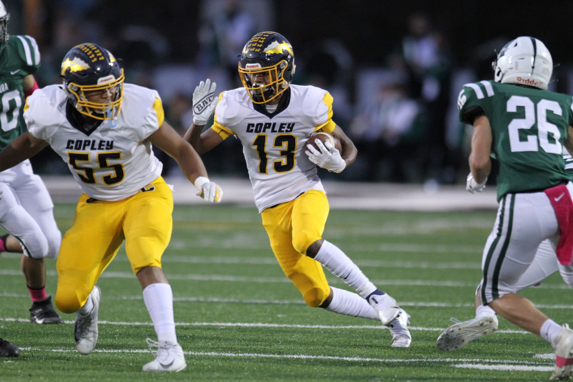 Statewide Ohio High School Football Scores For Friday Oct 9 2020 Cleveland Com