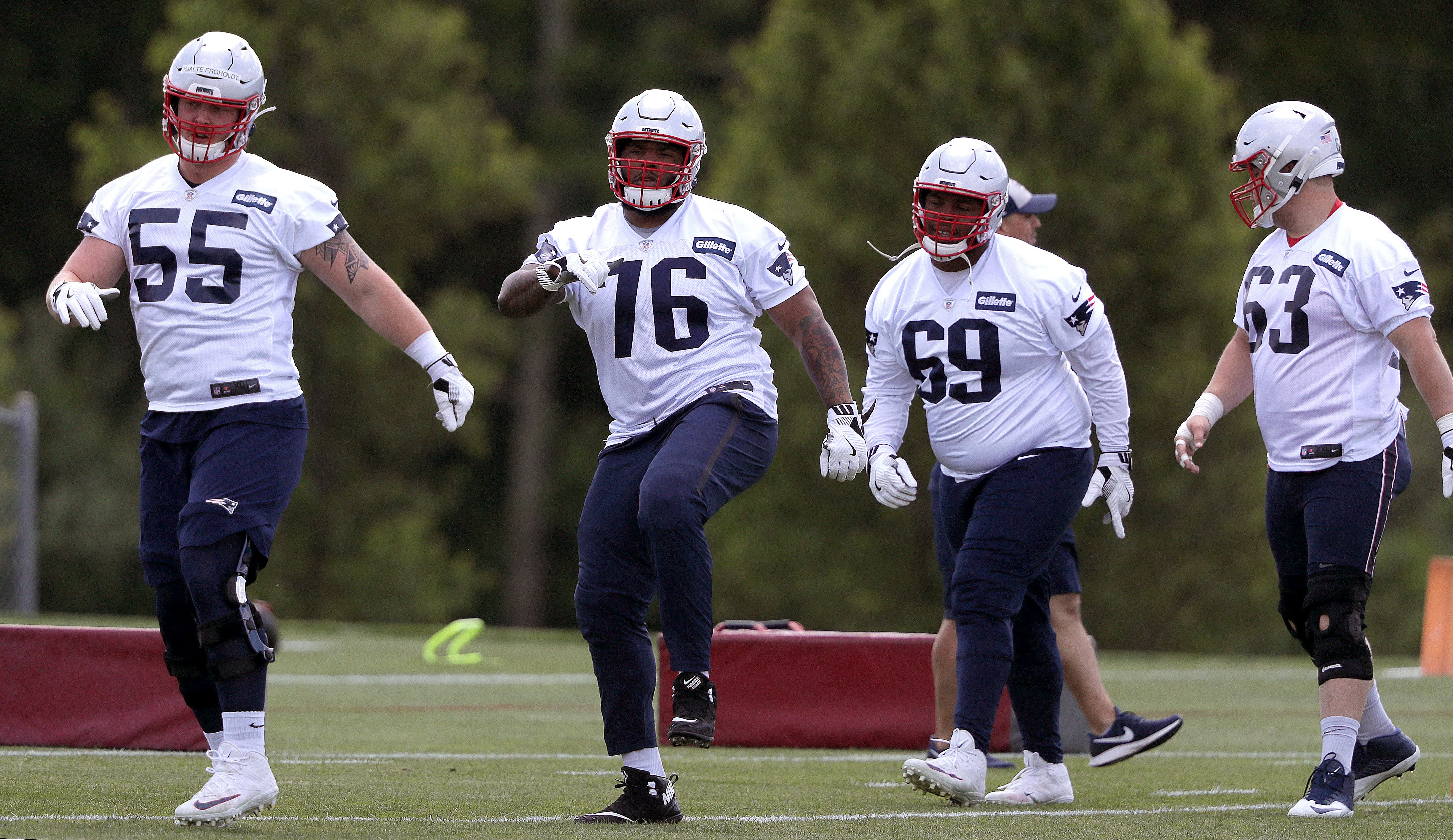 Who Will Make The Patriots 53 Man Roster Here Are One Reporter S