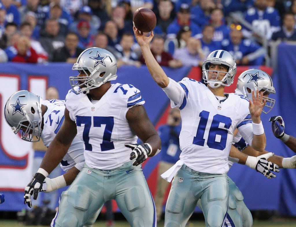 Moore: Cowboys running out of time, need Matt Cassel to do what ...