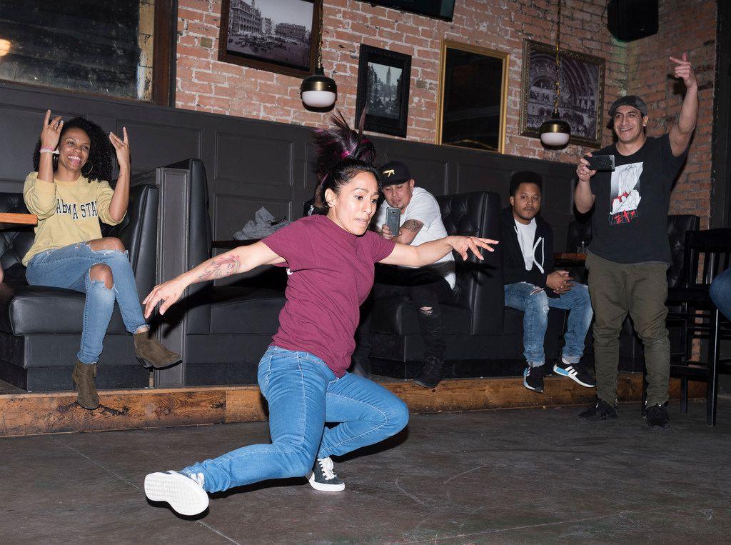 From rap battles to break-dancing, hip-hop rules in Deep