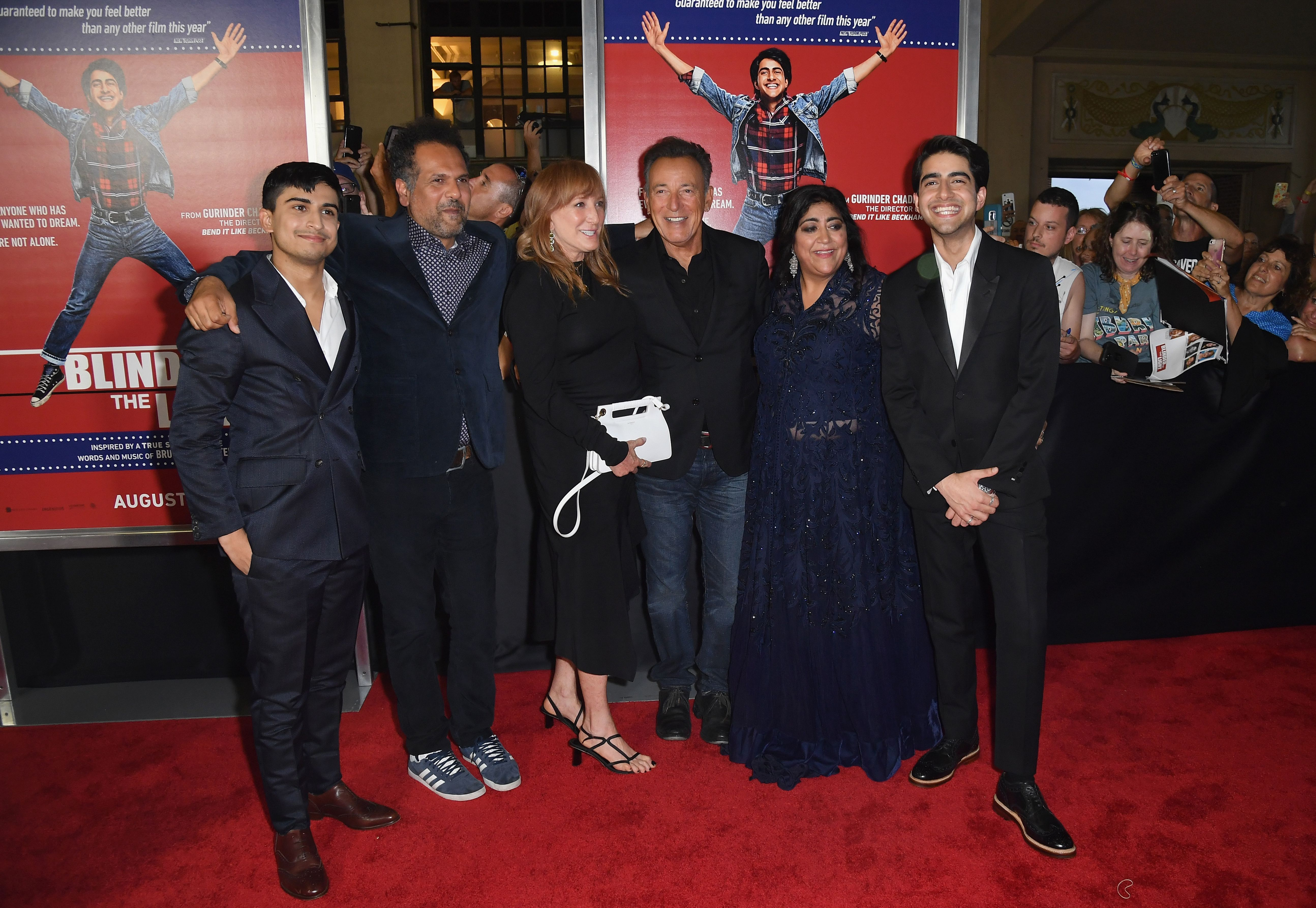 Blinded By The Light Springsteen Superfan On Why The Film