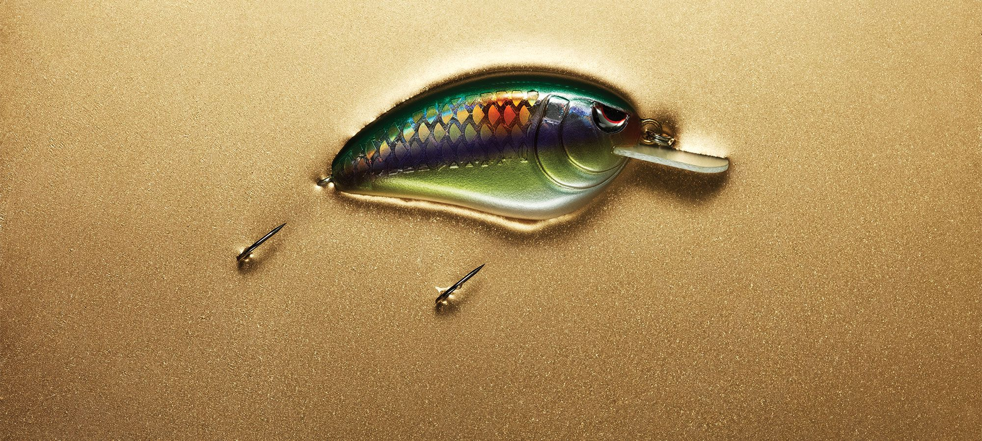 custom made trout bass fishing lures spinners value pack of 6 Discounted