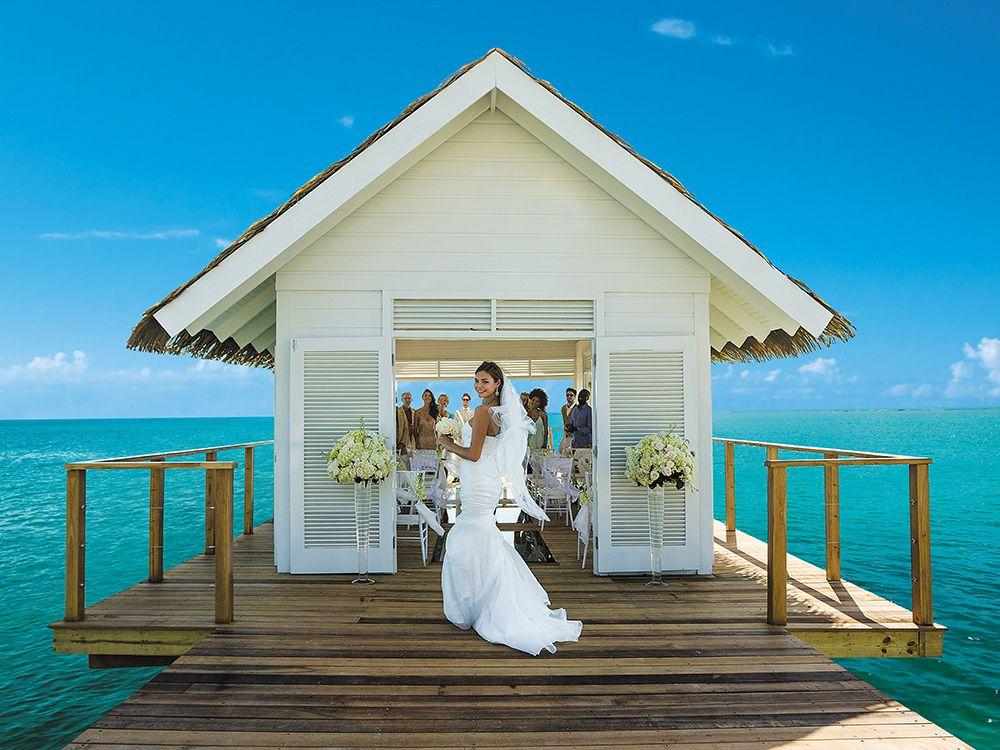Best Overwater Wedding Chapels Islands