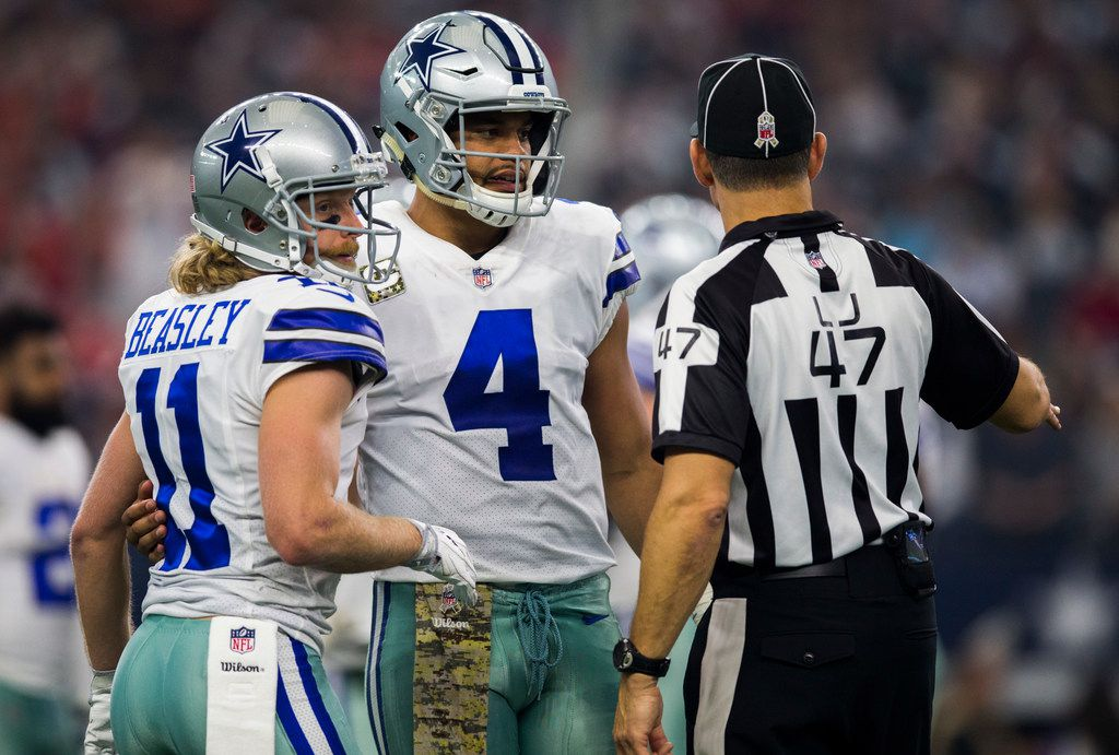 huge discount 40e33 5e522 Why Cole Beasley could lead Cowboys in receiving, and how it ...