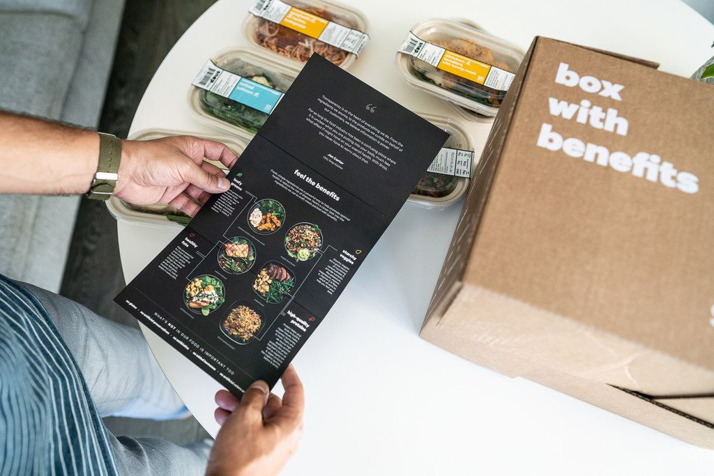 Snap Kitchen Launches Direct Shipping Of Meals From Its Fort Worth Facility