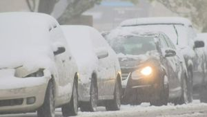 Metro Detroit snow-related injuries include fatal heart attack