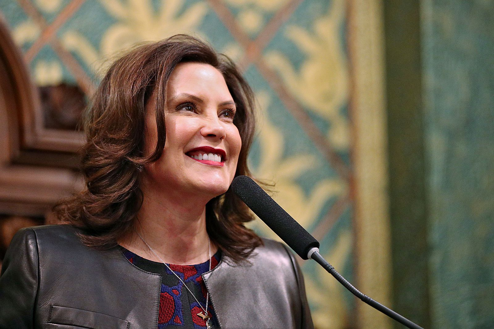 Gretchen Whitmer Is A National Figure Now What You Need To Know About The Woman In Michigan Mlive Com
