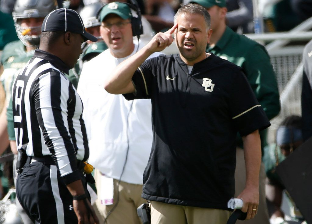 huge discount 88833 25188 Baylor defensive line outlook for 2019: How will Bears fare ...
