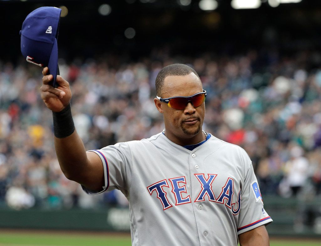 Adrian Beltre Texas Rangers Baseball Player Jersey