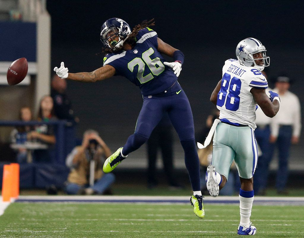 Earl Thomas Explains Why Dez Bryant S Tipped Int Vs