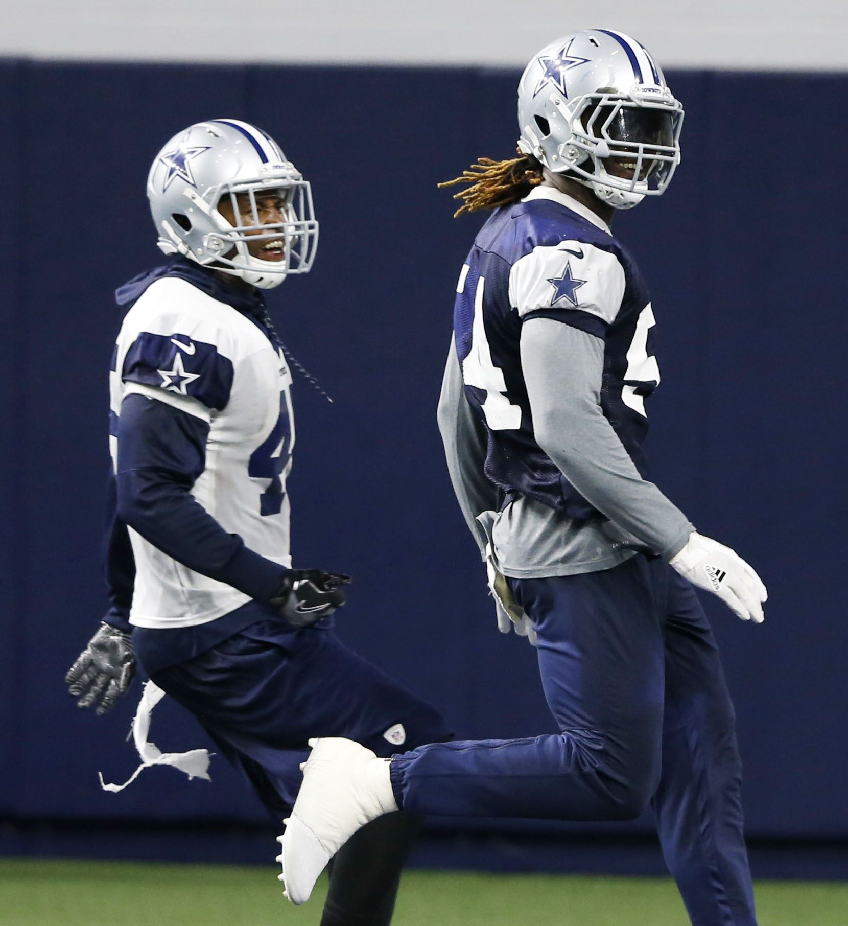 sports shoes 4ea1a 0c7dd The 'surreal' path brothers Jaylon, Rod Smith took to the ...
