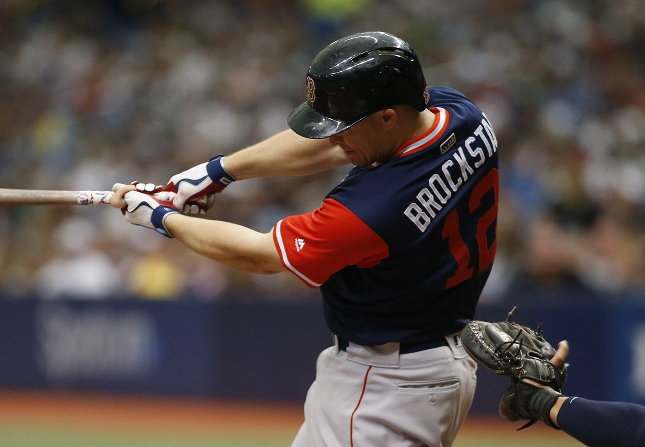 online retailer fca58 183c8 Red Sox nicknames revealed for Players' Weekend - The Boston ...