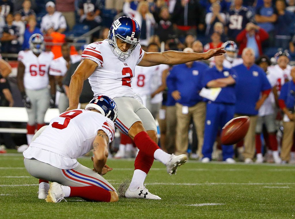 New Cowboys kicker Mike Nugent: I'm excited to fill in for