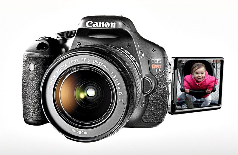 Canon T3i | Popular Photography