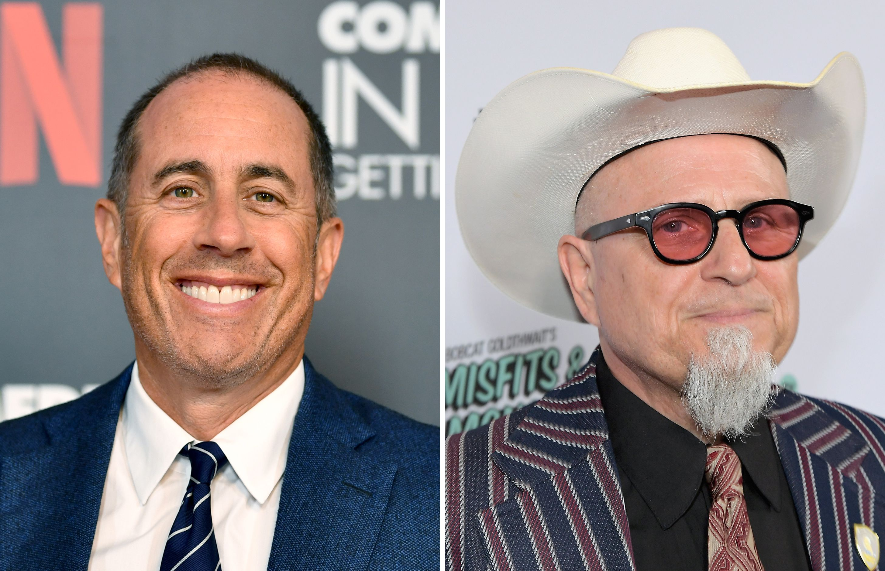 Jerry Seinfeld Seriously Hates Bobcat Goldthwait But Why Syracuse Com