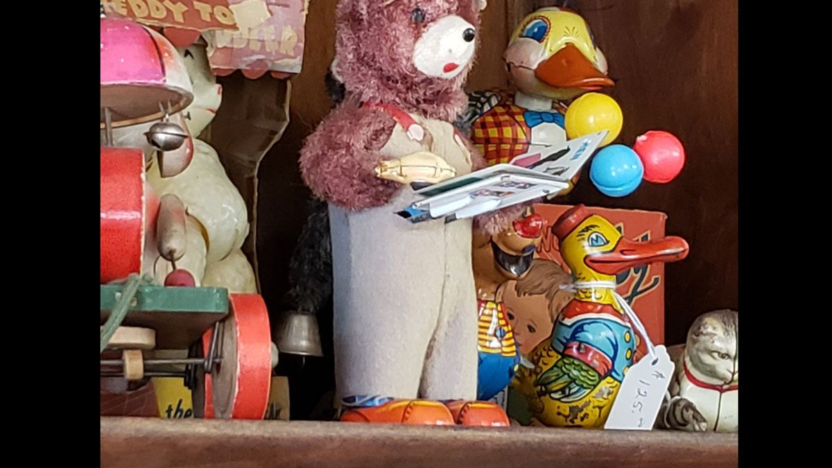 Old Toys Stir Memories Of Christmases Past For Some Area Residents